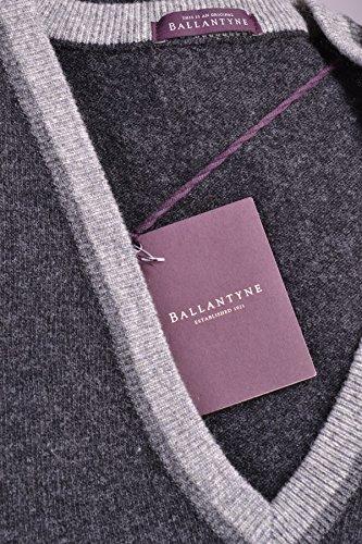 Ballantyne Homme MCBI032051O Gris Laine Maille
