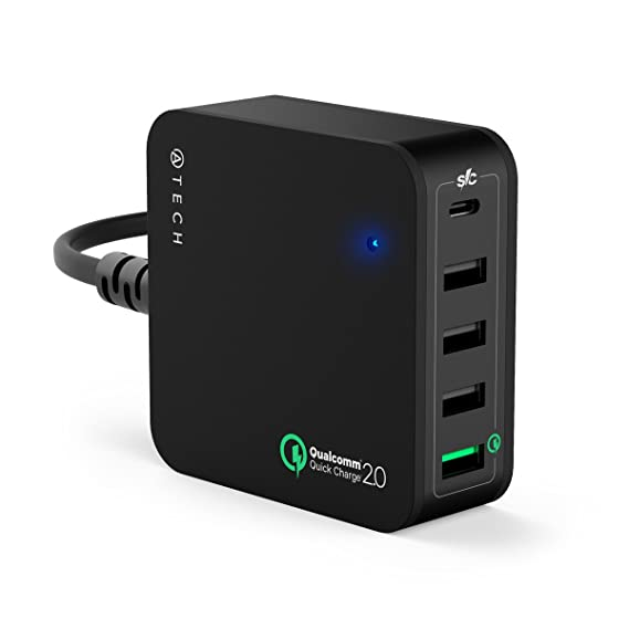 Review ATECH Charging Station Quick