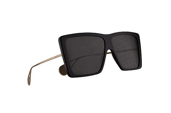 Amazon.com: Gucci GG0434S GGG 0434S - Gafas de sol, 2.402 in ...