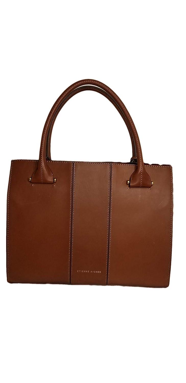 Offizielle Website größte Auswahl von 2019 verschiedene Arten von Etienne Aigner Chiara Black Leather Tote (Black): Handbags ...