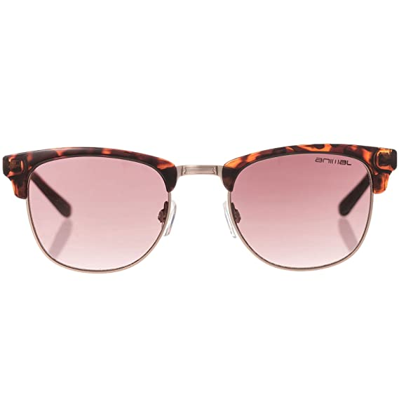 872b678e9beb Animal Unisex Sheen Half Frame Style Sunglasses - TBrown  Animal ...