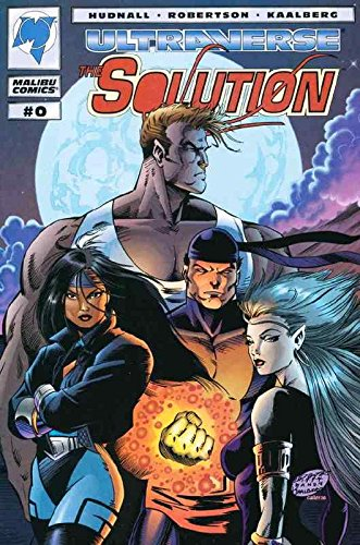 SOLUTION (1993 MA/UL) 0,1A,1B,2-4,5A,5B,6-17 COMPLETE++ COMICS (0.1% Solution)