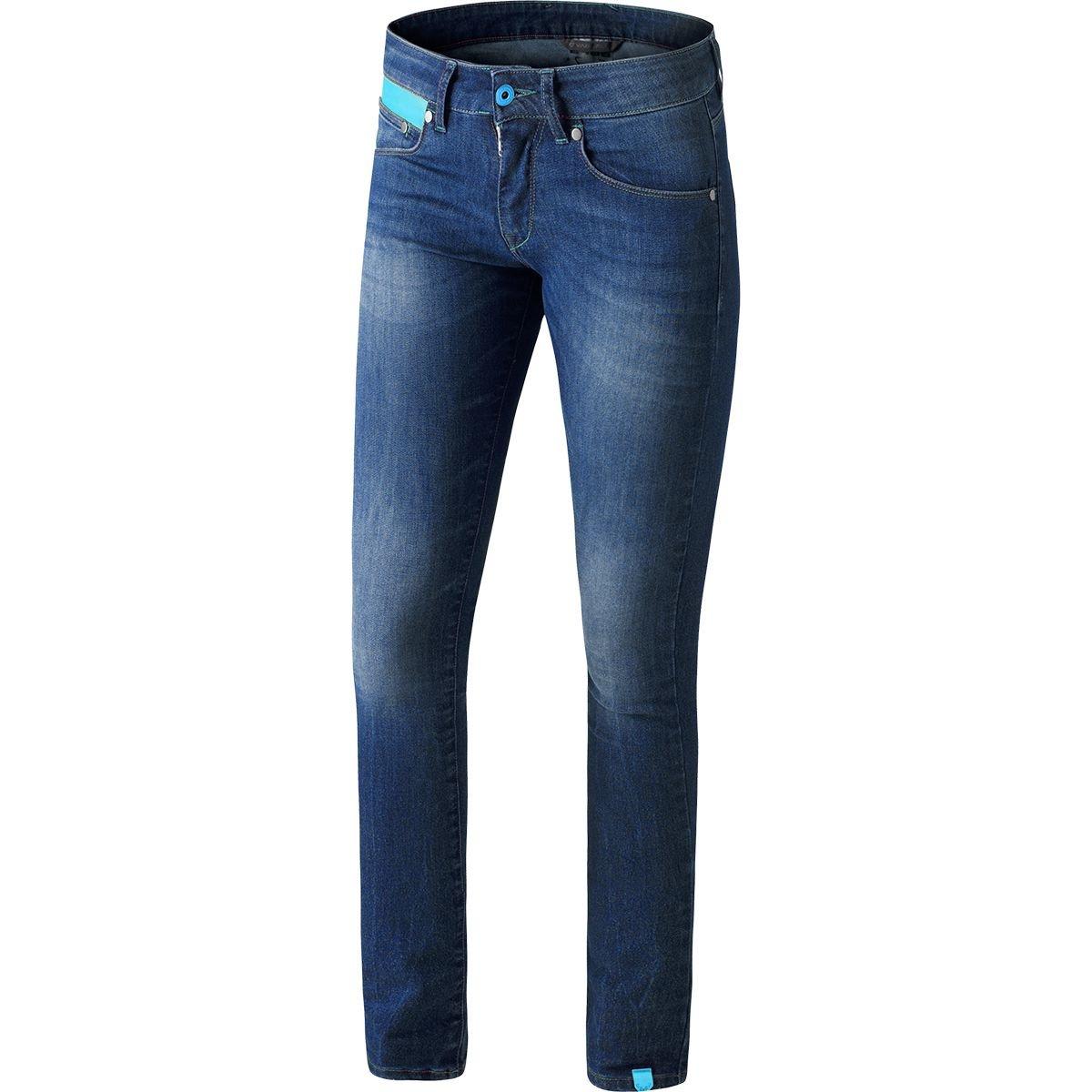 Dynafit 24 7 Jeans Damens - Jeans Blau