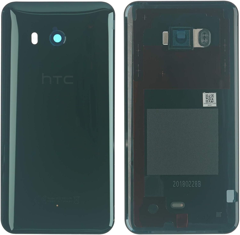 Original Htc U11 batería tapa tapa trasera carcasa Carcasa Trasera Batería Tapa battery Cover Negro Black: Amazon.es: Electrónica