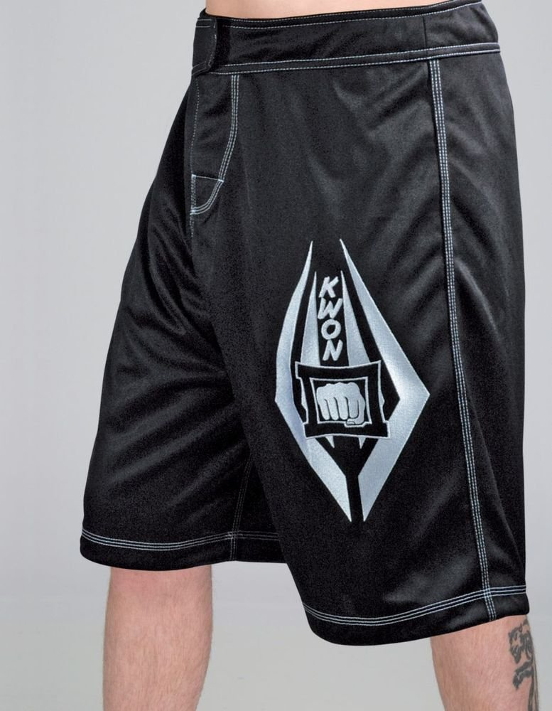 KWON Mixed Martial Arts Short schwarz M