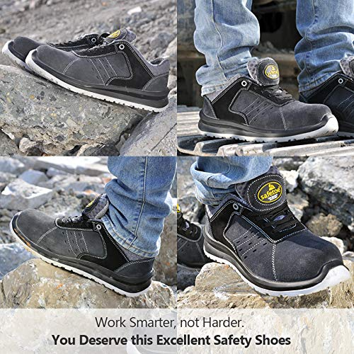 Jual SAFETOE Men s Work Safety Shoes 9bfe10b18