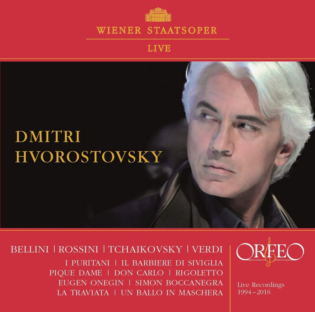 Dmitri Hvorostovsky: Live Wiener Staatsoper