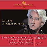 Dmitri Hvorostovsky - Wiener Staatsoper Live, 1994-2016 [Dmitri Hvorostovsky] [Orfeo: C966181B]