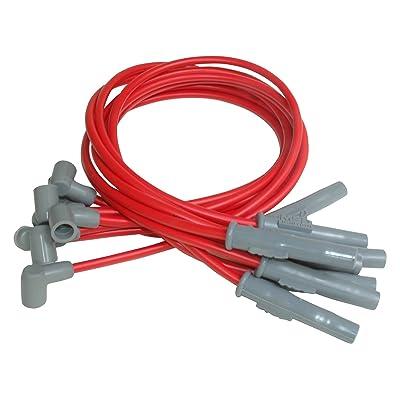 MSD 31379 8.5mm Super Conductor Spark Plug Wire Set: Automotive