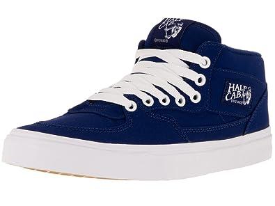 vans half cab canvas shoes