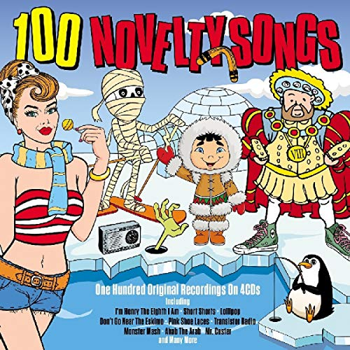 100 Novelty Songs / Various -