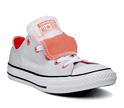 Converse | Chuck Taylor All Star Double Tongue Oxford Sneaker (Little Kid & Big Kid) | Nordstrom Rack