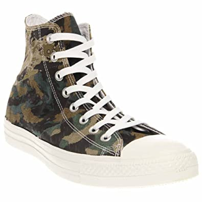 f29eced17f7e Converse Chuck Taylor Tri-Panel Hi Khaki Palm Green High-Top Canvas Fashion