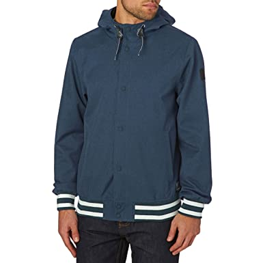 Element Dulcey Fashion Jacket in Navy Heather (Small)