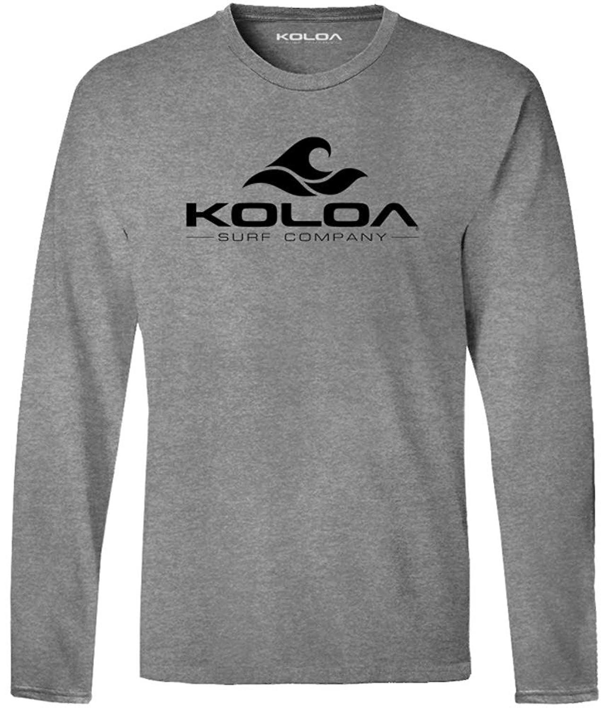 19e87c16b02 Joe s USA Koloa Surf Lightweight Graphic Long Sleeve T-Shirts in Sizes S-6XL.