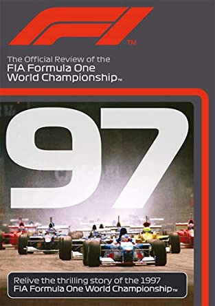 Amazon com: F1 1997 Official Review DVD: Movies & TV