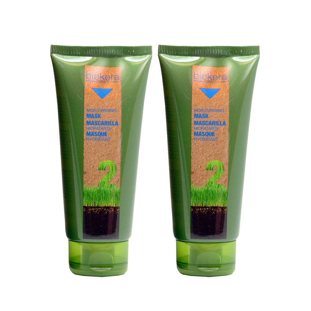 Amazon.com : Salerm Biokera Natura Thickening Shampoo 10.8oz / 300mL ...