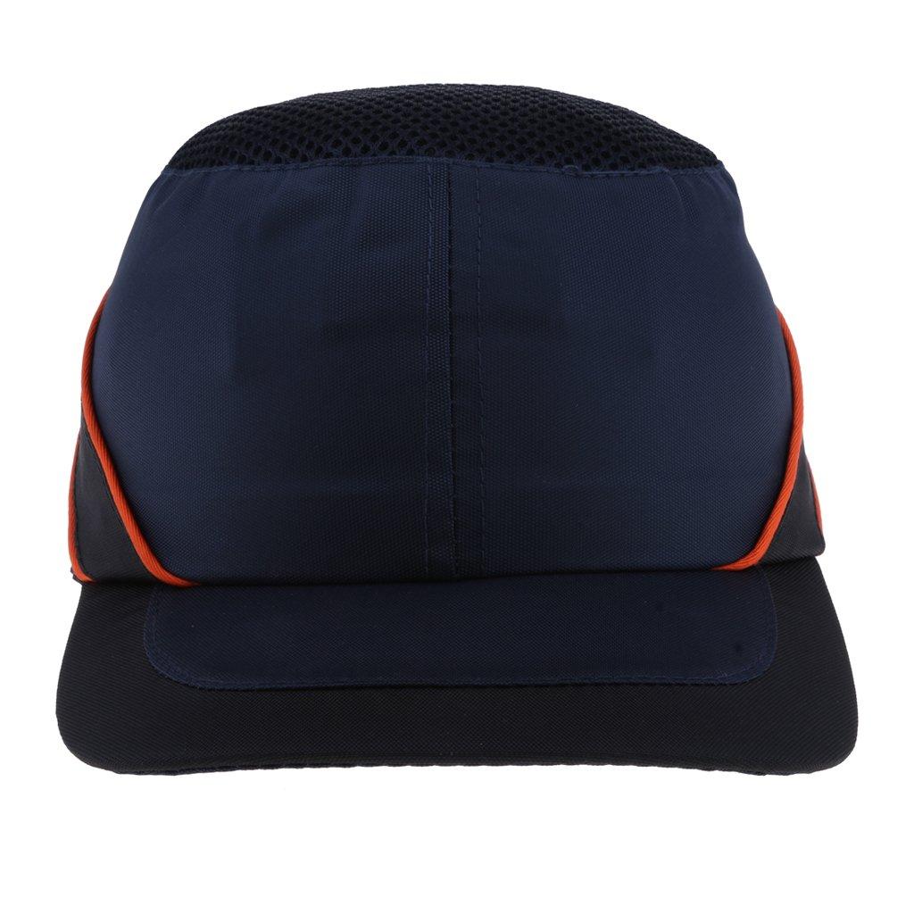 Flameer PE Bump Caps Safety Helmet Navy Blue by Flameer (Image #5)
