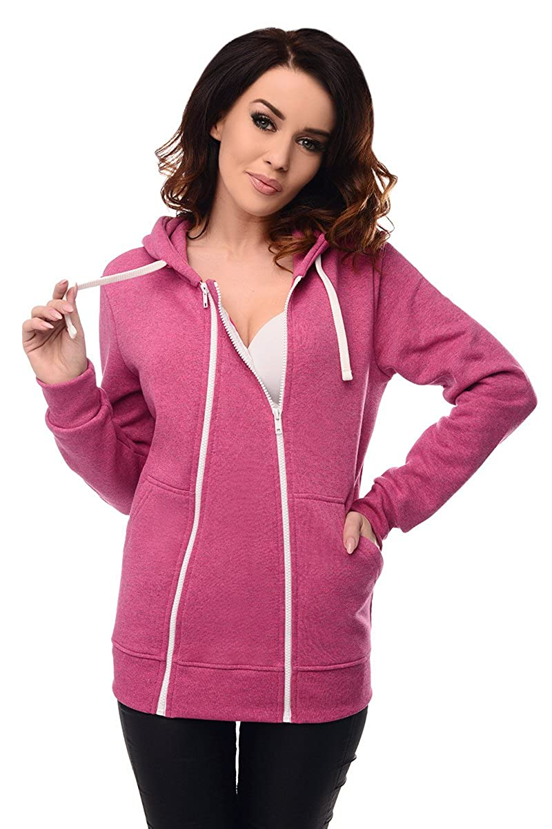 Purpless Maternity 3in1 Pregnancy Nursing Hoodie Sweatshirt Woman Removable Insert 9053