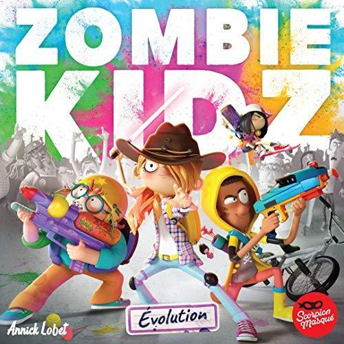 Little Kid Zombie (Zombie Kidz Evolution)