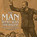 The Man Who Was Thursday Audiobook by G. K. Chesterton Narrated by Simon Vance
