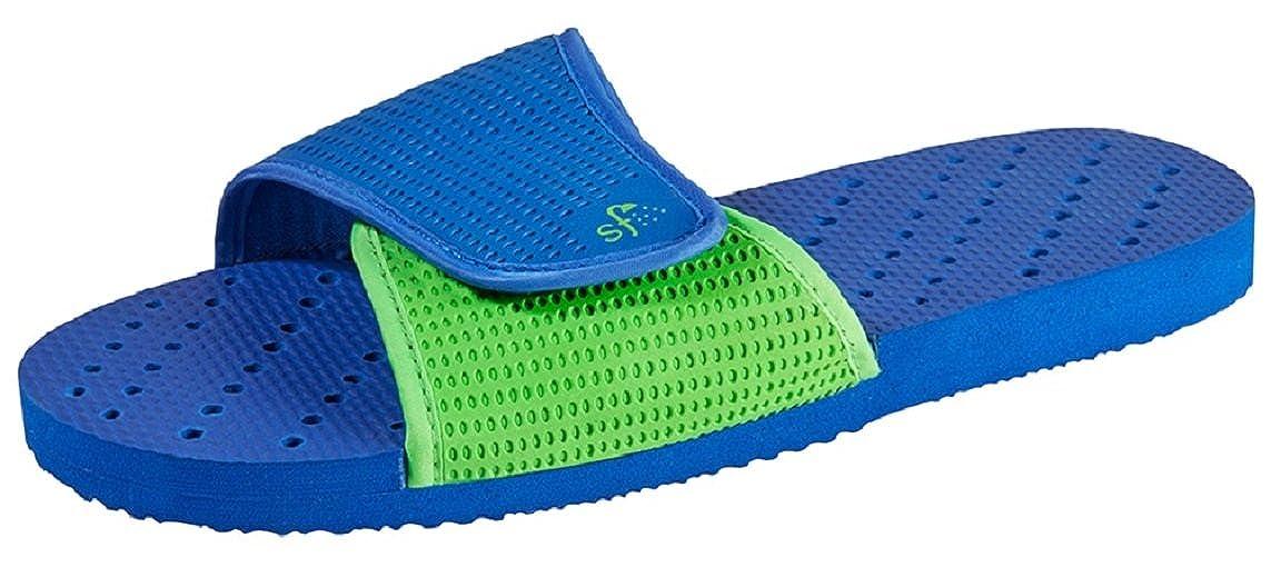 adff611b5b4198 Showaflops Men s Foam Antimicrobial Shower   Water Sandals