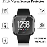 for Fitbit Versa Case, TPU Protective Case Fashion Color Frame Shock Resistant Proof and Shatter-Resistant Cover Protector Shell for Fitbit Versa Smart Watch