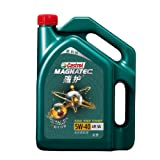 Magnatec Synthetic Engine Oil 嘉实多 磁护 合成机油 API SN/CF 5W-40(4L、新老包装随机发货)