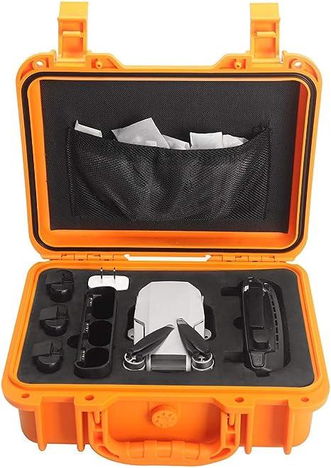 SHSHSH - Caja de Almacenamiento para dji Mavic Mini RC Drone (Amarillo): Amazon.es: Deportes y aire libre
