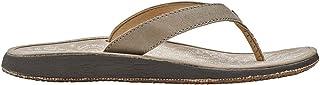 Olukai Woman Sandal Paniolo Natural Leather