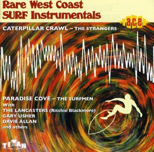 Rare West Coast Surf Instrumentals / Various