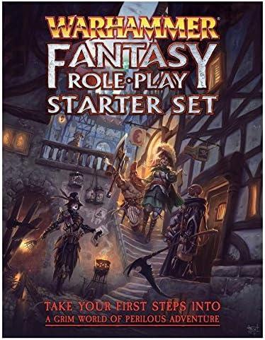 Warhammer Fantasy Juego de rol 4ª edición Starter Set: Amazon.es: Juguetes y juegos
