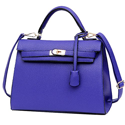 HT shoulder bags for women - Bolso de asas para mujer bright rosy red