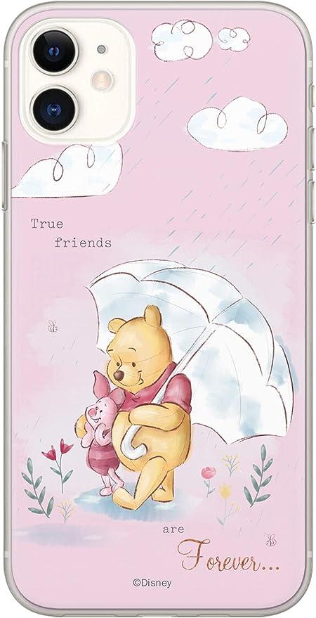 Ert Group Original Und Offiziell Lizenziertes Disney Winnie Puuh Handyhülle Für Iphone 11 Case Hülle Cover Aus Kunststoff Tpu Silikon Schützt Vor Stößen Und Kratzern Elektronik