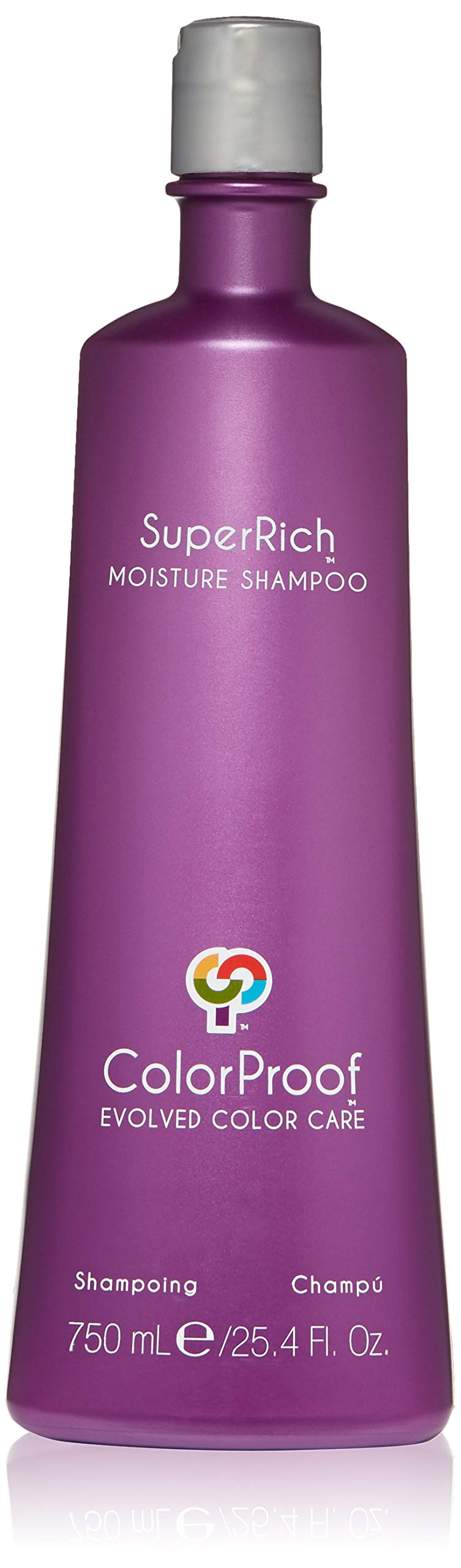 Colorproof SuperRich Moisture Shampoo 25.4 OZ by ColorProof Evolved Color Care