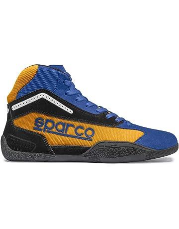Sparco 0751844BMGR Zapatillas Azul//Gris 44