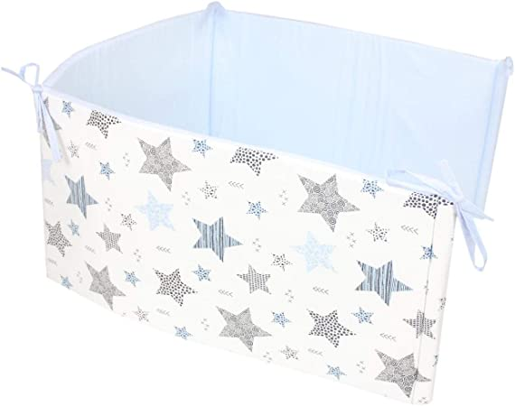 cot bed 60x120 70x140 PINK cot BUMPER made form 6 cushions GREY BUTTERFLIES