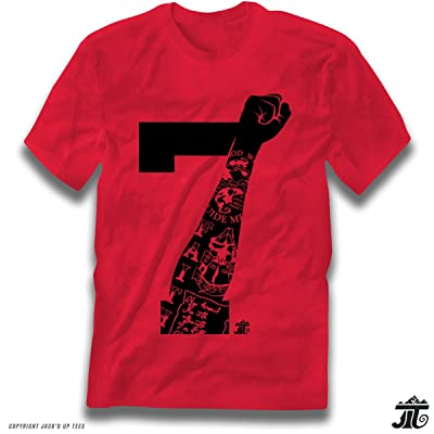 '7 Tattooed Fist Up High' Colin Kaepernick Premium Unisex T-Shirt