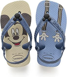 Havaianas Disney Classics II, Sandali Unisex – Bimbi 0-24 Sandali Unisex - Bimbi 0-24 4137007 Brasile ciabatte flip flops flip-flops infradito