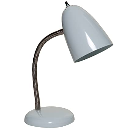 Boston Harbor Tl Tb 170 Wh3l Flexible Table Lamp 60 W A19 Boston