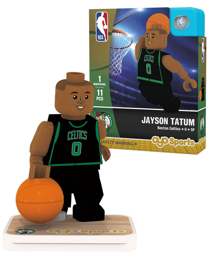 Green//White Oyo Sportstoys NBA Boston Celtics Sports Fan Bobble Head Toy Figures One Size