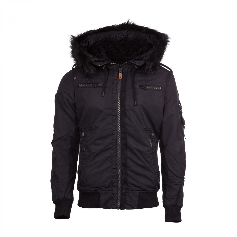 Khujo Men鈥瞫 Jacket Serge 2074JK163-325