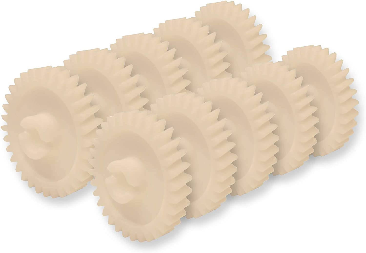 (10) Garage Door Opener Drive Gears Compatible w/Craftsman Chamberlain 41C4220A by The ROP Shop