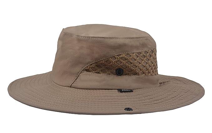 734d14d864162 Sunland Fishing Hats Sun Hats Summer Hats Bucket Safari Caps (Beige ...