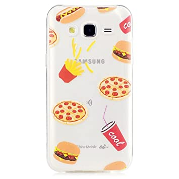 coque samsung j5 2017 hamburger