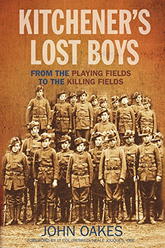 Amazon kitcheners lost boys from the playing fields to the kitcheners lost boys from the playing fields to the killing fields by oakes fandeluxe Gallery
