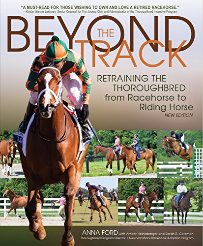 Beyond the Track: Retraining the Thoroughbred from Racehorse to Riding Horse
