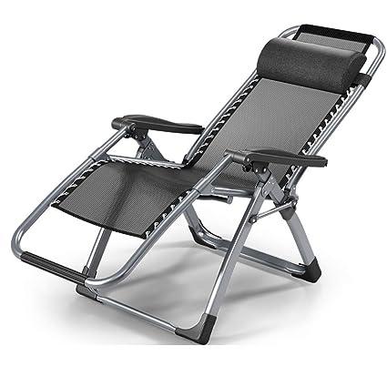 Sillas plegables Gente silla plegable descanso para el ...