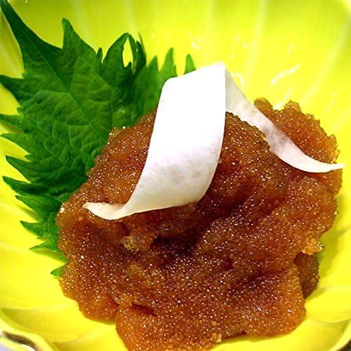 真鱈子(まだら子)の醤油漬(180g)