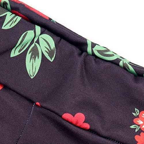 marca Fiore 3 Colour Donna Libero Colpo Fit A Palazzo Modello Lunga Pantaloni Autunno Campana Elegante Tempo Pants di Primaverile Moda Mode Slim Pantaloni Pantaloni Vintage Pantaloni Yq4wP